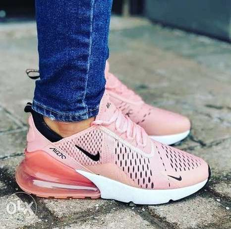 Nike air max 270 women's shoe حذاء حريمي نايك٢٧٠الحذاء أصلي
