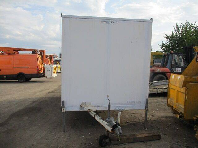 Sale single axle towed office office cabin container for  by