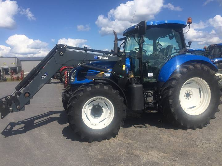 New Holland Ts 135 A - 2007