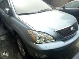 Lexus rx330 tokunbo full option with reverse cameralistic