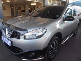 2013 Nissan Qashqai 28,870km SUV 1.6 Crystal Roof, Leather Upholstery