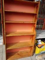 5 shelf bookcase (p3318/9)