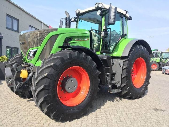 Fendt 930 Vario Profi-plus - 2017