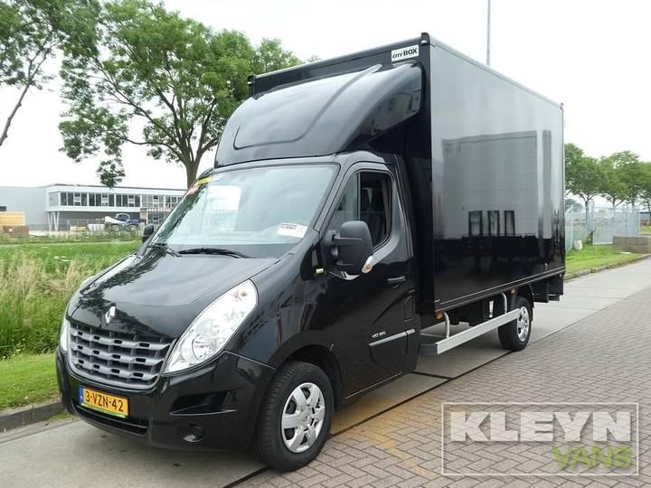 Renault MASTER 2.3 145PK - 2012