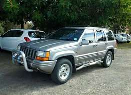 Jeep Grand Cherokee 3.0 automatic 1999 on special sale R44500