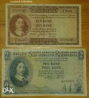 Nice 1962 S.A R1 & R2 note set