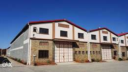 Athi River Mombasa road Warehouses for Sale