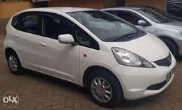 Clean Honda Fit 2010 Model 1300cc