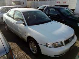 Audi A4 2.6 automatic 1996 on special sale R34500
