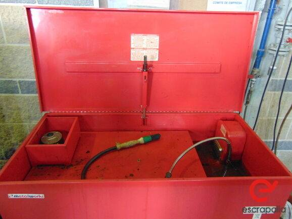 Sale lavadora de piezas  equipment for  by auction