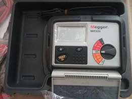 Brand new megger for sale or to swop