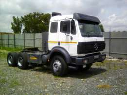 Mercedes Benz Powerliner