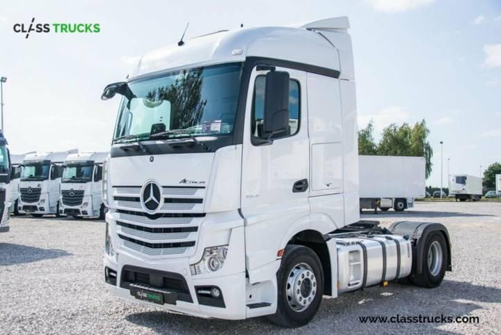 Mercedes-Benz Actros 1845 LS 4x2 StreamSpace PB - 2017
