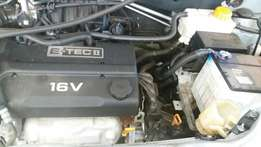 Chevrolet ave 1.6 engine 2014 model