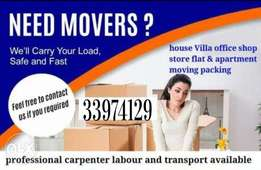 House shifting moving Cheep price