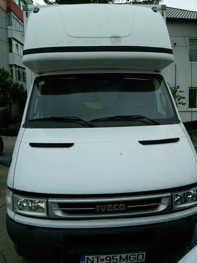 Iveco Daily 65c17 - 2006