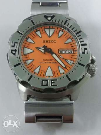 WTB, want to buy. Seiko Divers Monster and Baby Tuna series
