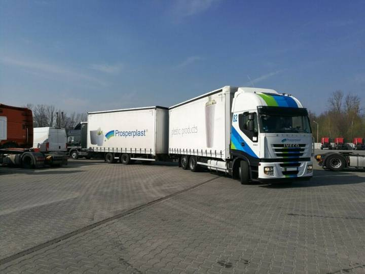 Iveco Stralis AS 260S45 Y/FP-GV/ZS - 2011