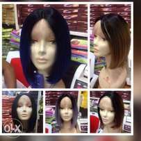 Various Colors of Bob Wigs Are Now Available, Place Your Orders Now