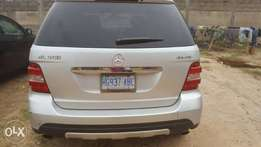 For a serious buyer only register 07 ML 350 4matic.