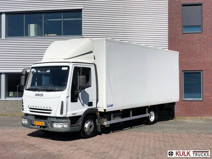 Iveco EUROCARGO / low km! ML 75 E 17 - 2005