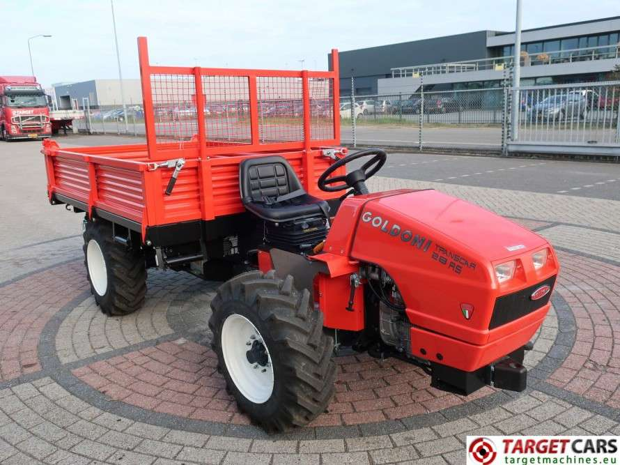 Goldoni Transcar 28RS Utility 4WD Tipper 3-Way Dumper NEW - image 2