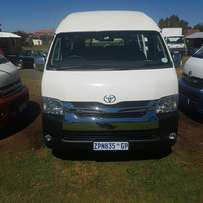 Quantum 2010 model 15 seater vvti petrol for sale
