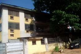 2 story building of six flats for sale