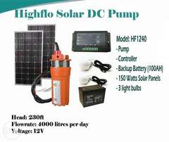 HighFlo 2440-30 solar pump
