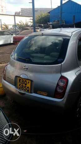 Nissan march very clean,one owner.. Kahawa Wendani - image 2