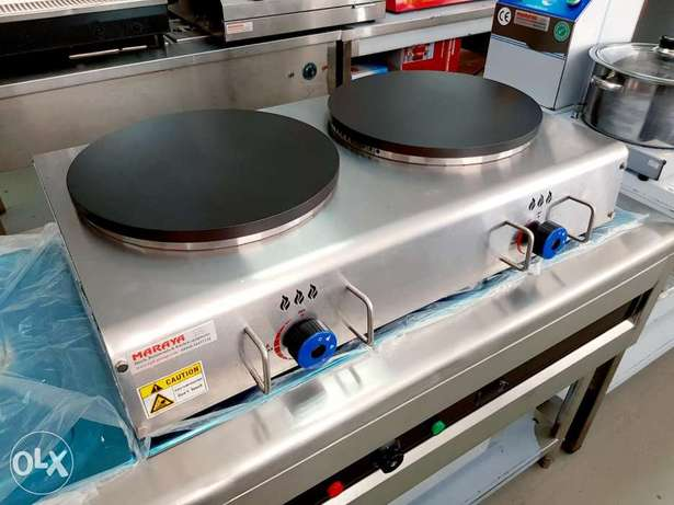 Crepe Maker Machine - hot plate