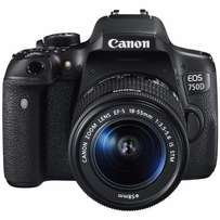 Canon camera EOS 750D 24.2MP 18-55 lens,visi us/pay on Delivery