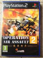 PS 2 Operation Air Assault