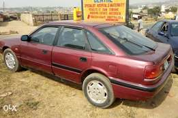 Mazda 626 capella wine, with ac an allo