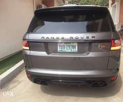 Range rover 2017 nids a new owner