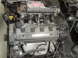 toyota corolla baby camry 1600 16v fuel injection engine (4afe) R9000