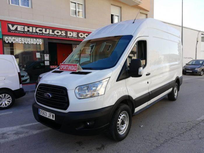 Ford Transit Ft 350l Van Tracción Trasera 100 - 2015