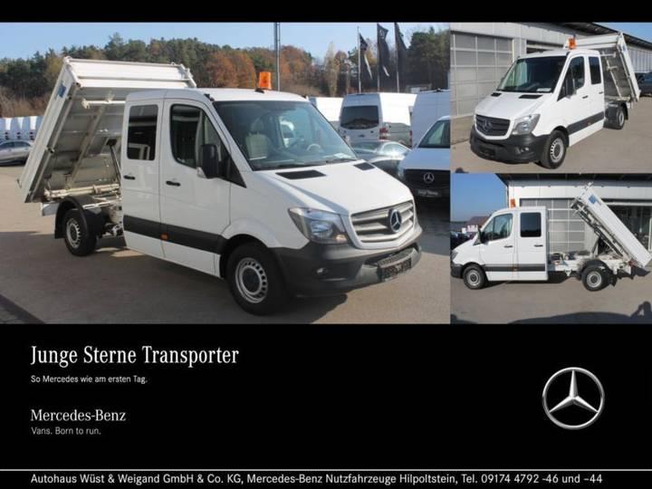 Mercedes-Benz Sprinter 316 CDI Doka+3,5 t AHK+Meiller+Kipper+ - 2017