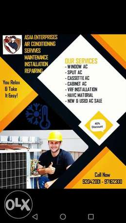 Air Conditioner Specialist Get 50% Discount on Servicing & Maintenance