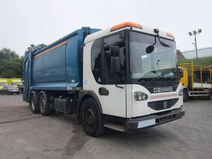 Dennis EAGLE 2 6X2 26TON REFUSE VEHICLE (GUIDE PRICE) - 2007