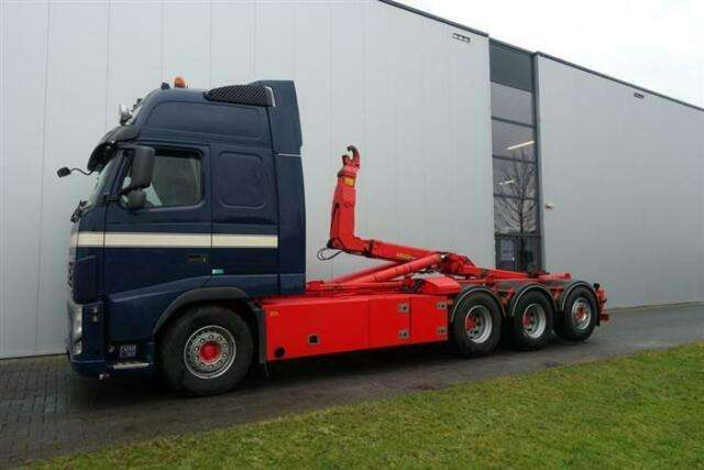 Volvo Fh540 8x4 Globetrotter Xl Steering Axle Euro 5 - 2011