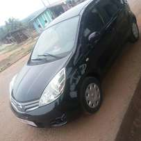 2009 Japan Nissan note neat and solid
