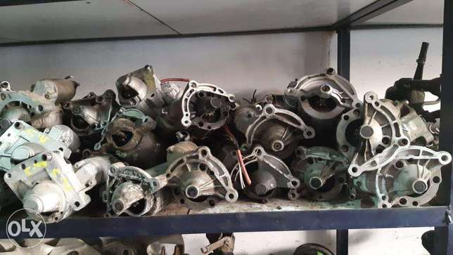 denomo, march, compressorac, viteset,motoret used parts