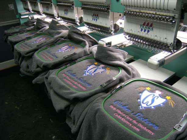 Embroidery and Screen Printing,Embroidered logo and Teams uniforms, Nairobi CBD - image 2