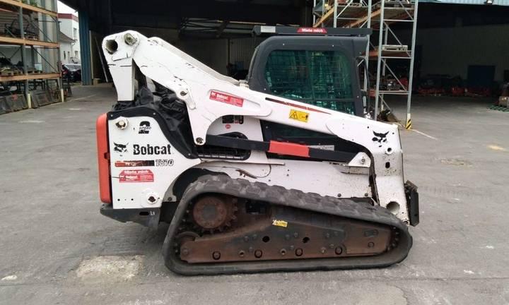 Bobcat T870 - 2015