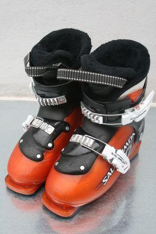 Buty narciarskie dziecięce Salomon T2 rozmiar 31 (20 cm
