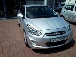 Hyundai Accent 1.6 Fluid for sale