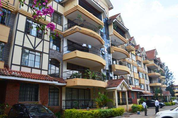 3 bedroom apartments with dsq to let in Kilimani City Centre - image 1