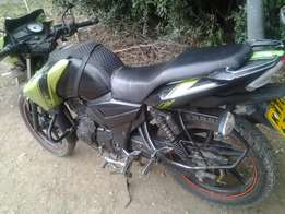 Apache for sell 160cc