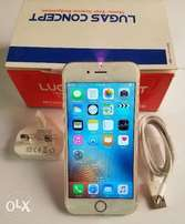 Flawless Iphone 6s 64GB with Original Charger